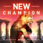 【クルクエ】2017/06/15アプデ!新チャンピオン「獣王アグリオス」新勇者レイブン、ラッコ追加等